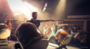 Seattle Kokon Taiko at Neumos Group 3
